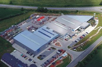 Bauzentrum Vierck in Sörup
