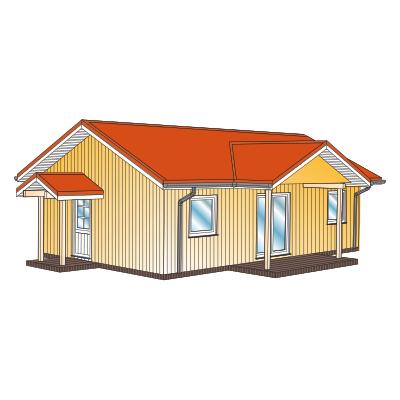 Das Schwedenhaus Als Ferienhaus Vierck Schwedenhauser