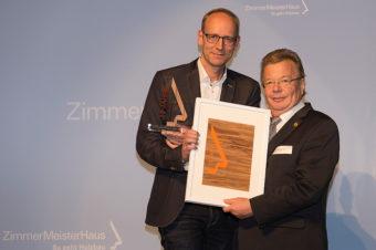 Auszeichnung für Vierck Schwedenhäuser GmbH