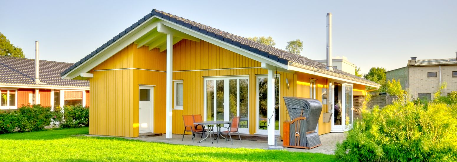 Bevorzugt Das Schwedenhaus als Ferienhaus | VIERCK Schwedenhäuser PQ73